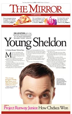 VNHS Mirror—Young Sheldon