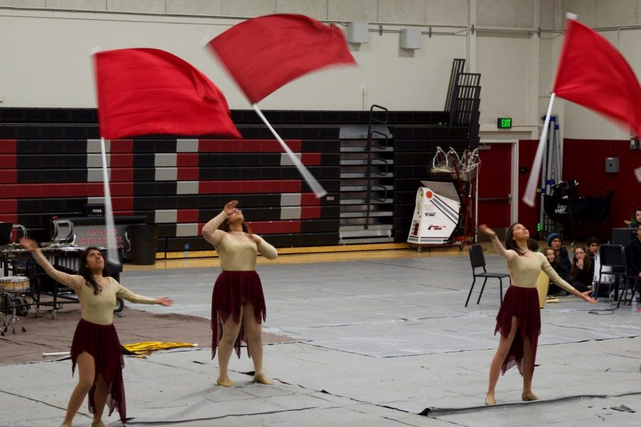 Guard, Percussion, Rhythm