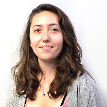 Zoe Rodriguez, News Editor mugshot