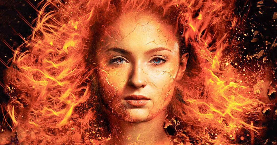 Actress Sophie Turner stars as Jean Grey in the upcoming installment of the