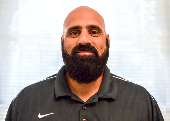 Mr. Michael Levy, the new VNHS residential counselor, was the school's testing coordinator last year.