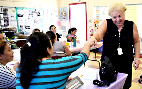 Parent Center Aims to Improve Parenting