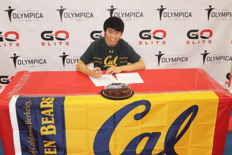 Sano getting accepted by Berkeley