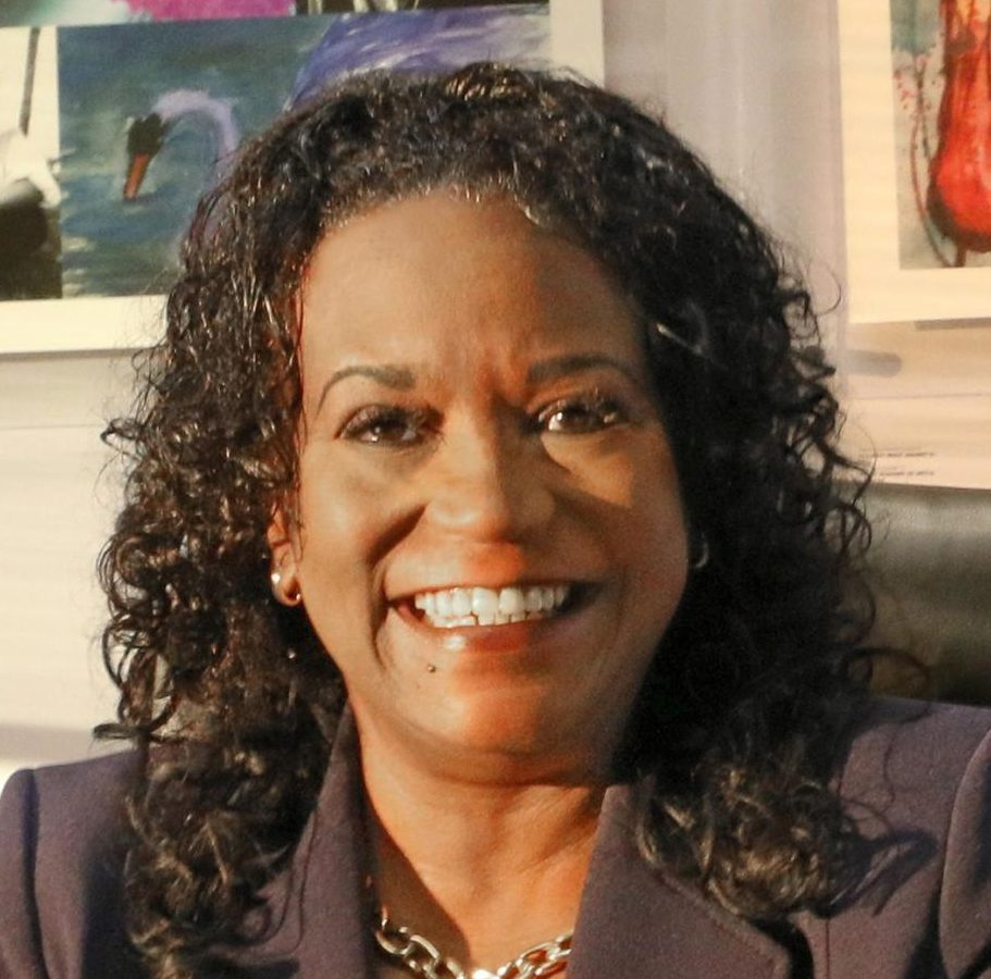 Former Superintendent Michelle King.