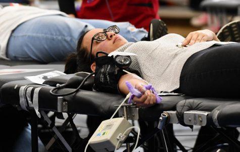 SNAPSHOTS: ASB Spring Blood Drive