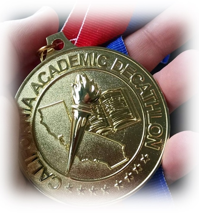 Eyes+on+the+prize%2C+the+Academic+Decathlon+is+ready+to+compete.++