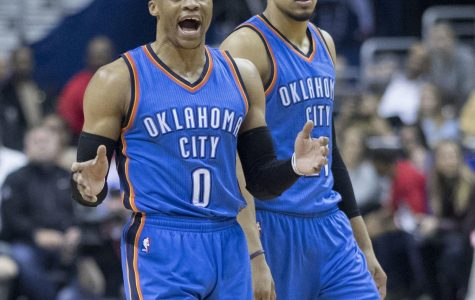 Westbrook's Historic Night