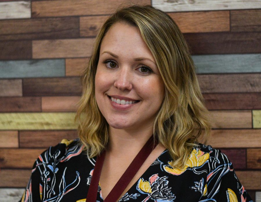 Q&A: New English Teacher Mrs. Stotland