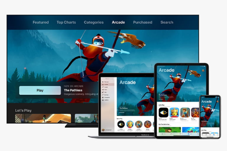 Apple Arcade is a new gaming subscription from Apple that gives access to 100 exclusive games for various devices.
