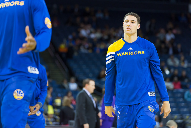Klay Thompson Advised To Sit Out For 2 years