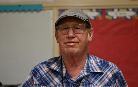 Q&A: New Special Education Teacher Mr. Winchester
