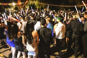 Students celebrate Día de los Muertos with the Homecoming dance