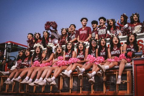 Undefeated: The Cheer Team Enters Competition Season Strong
