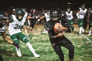 Homecoming: An End to a Sour Football Season