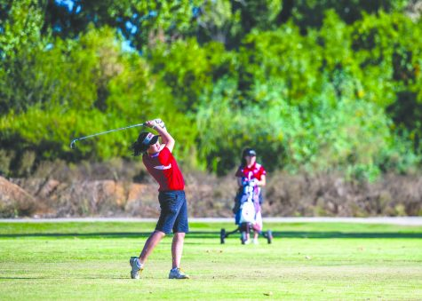 Girls golf team wins league championship