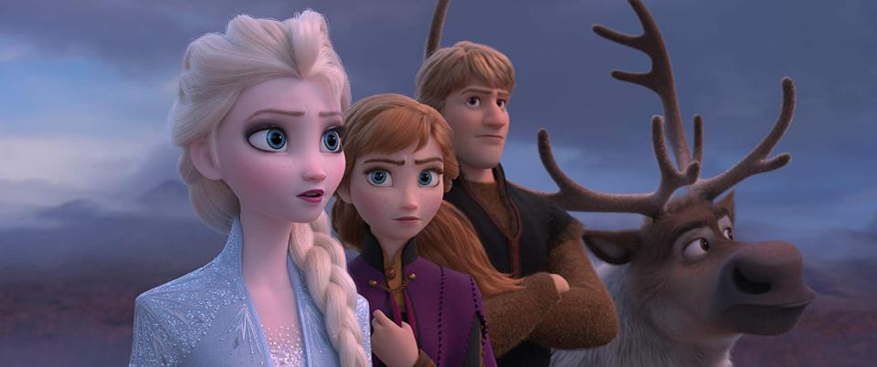 Elsa, Anna, Kristoff and Sven are back to save Arendelle in Frozen 2.