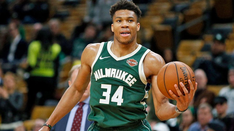 2018-2019 MVP Giannis Antetokounmpo ready to go back to back with the MVP award.