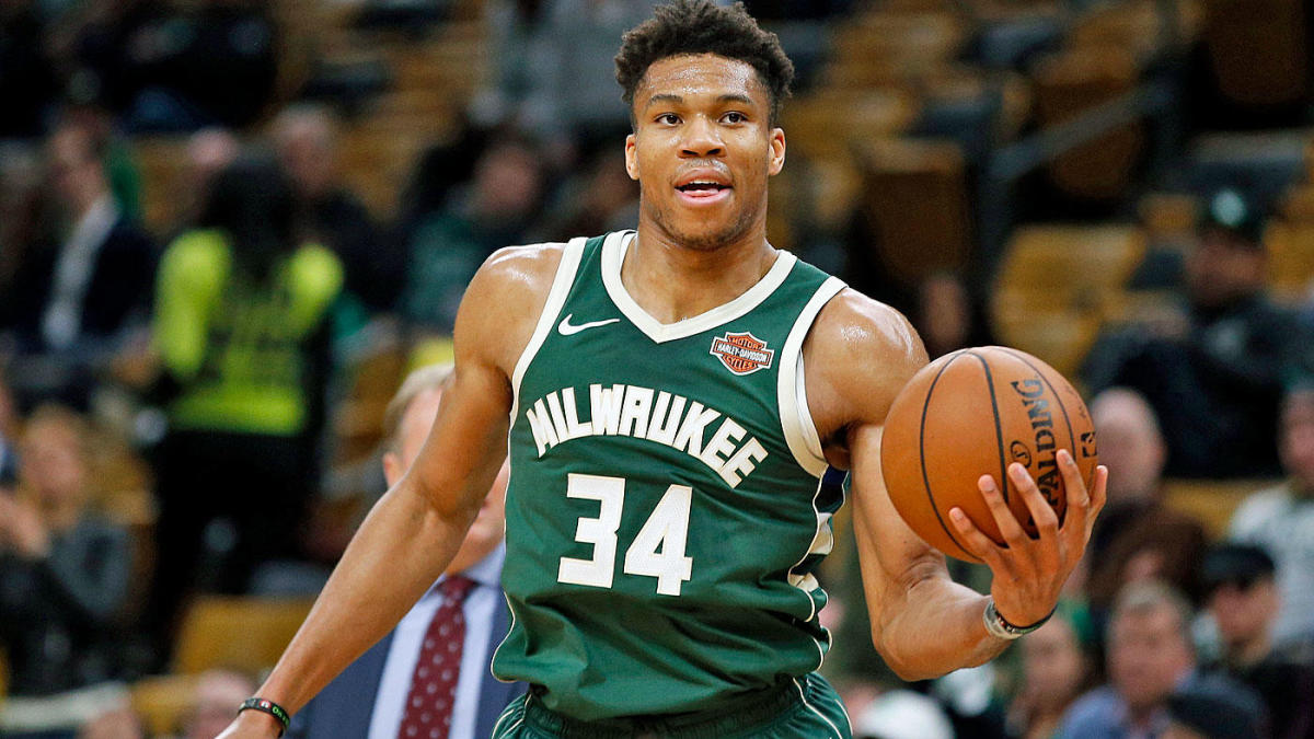 Giannis, Back to Back?