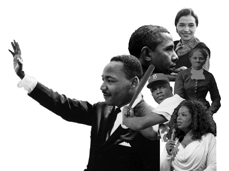 Black History Month: Moving forward by looking back