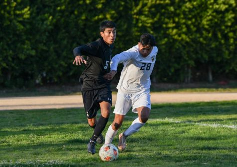 Boys Soccer Ties With San Fernando Tigers