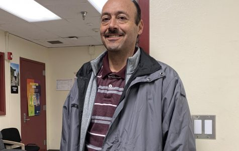 Brian Acosta: A Dean Looking to Help Students Succeed