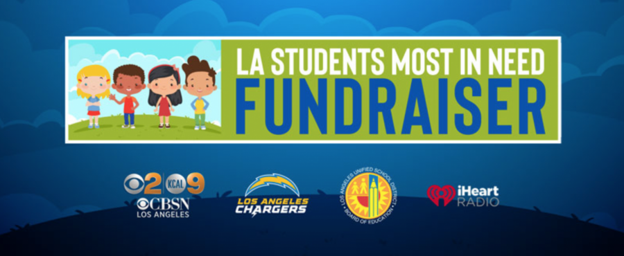 "LA Unified and partners raise money for ""students in need"""
