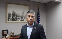 WATCH: California Congressman Tony Cárdenas addresses high school seniors