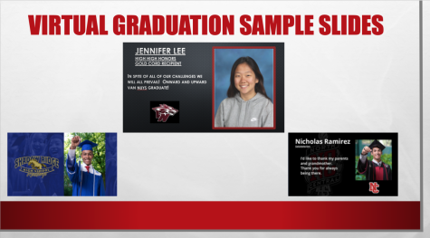 Details unveiled regarding senior virtual graduation