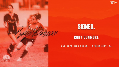 Signed: Ruby Dunmore