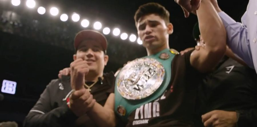 Ryan Garcia is ready to strike