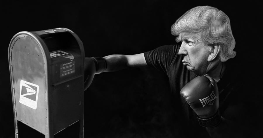 The President vs. the Postal Service
