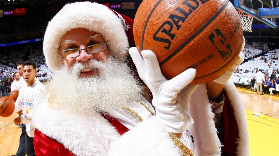 NBA season rumored to start around Christmas