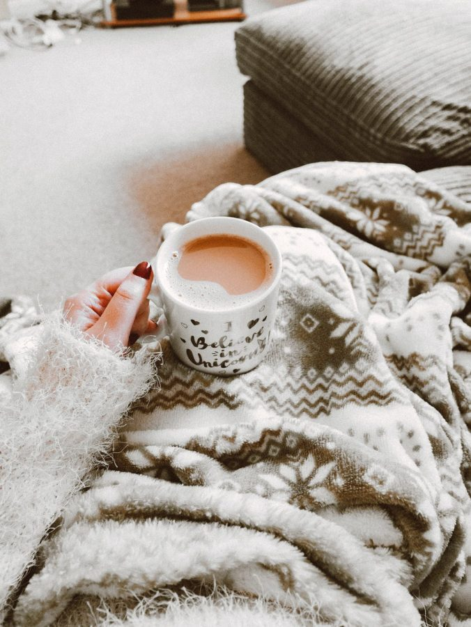Hot cocoa is the perfect drink for the winter months.