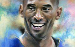Kobe Bryant's legacy still echos through Los Angeles bringing smiles to the faces of Los Angelinos