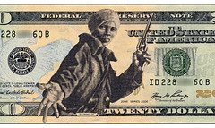 Harriet Tubman being added to twenty dollar bill