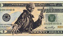 Harriet Tubman being added to twenty dollar bill