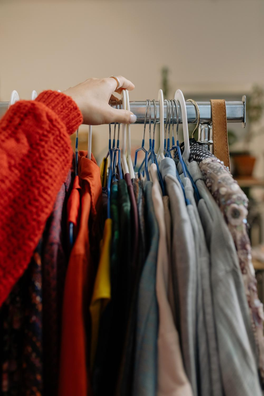 A quick fix in your closet