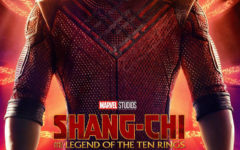 Shang Chi smiles as his movie remains #1 in the world for the third week in a row.