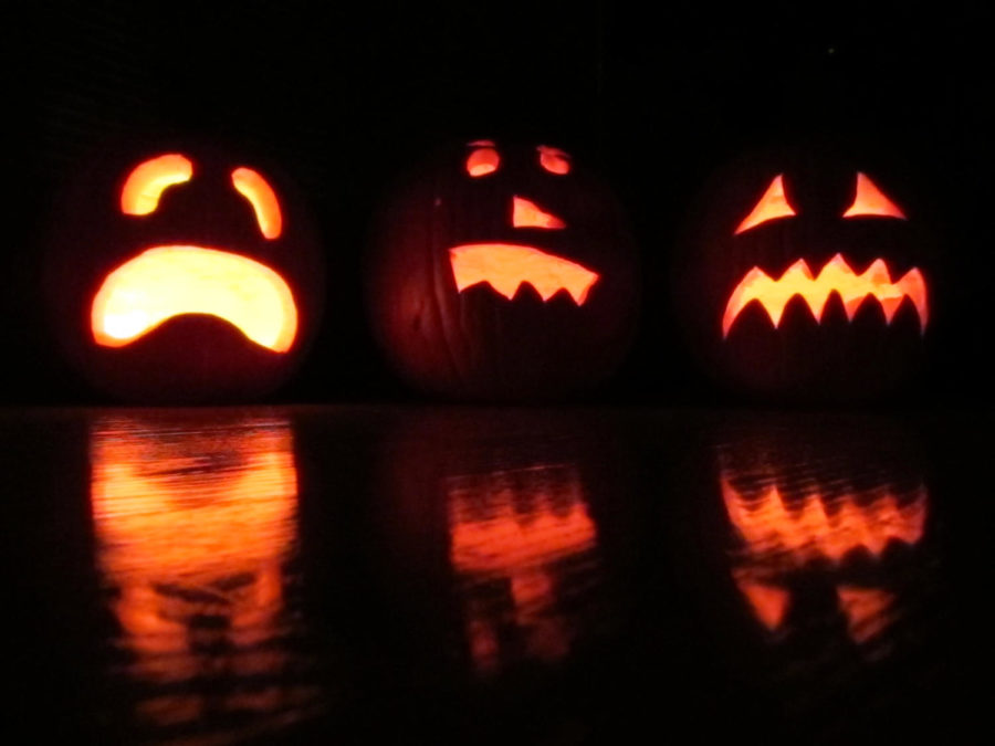 These spooky tunes are perfect for jamming out as the night approaches.