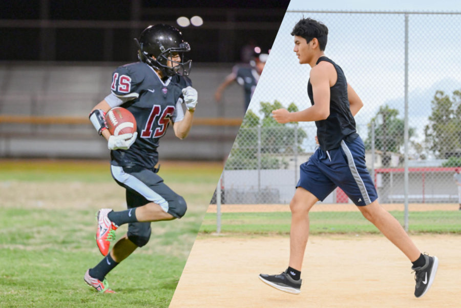 Cross country and track arent as popular as football. They never will be, but I believe that these sports require a lot of skill too and deserve much more recognition than they receive.